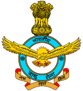 Indian Air Force X, Y Group Online Form 2019