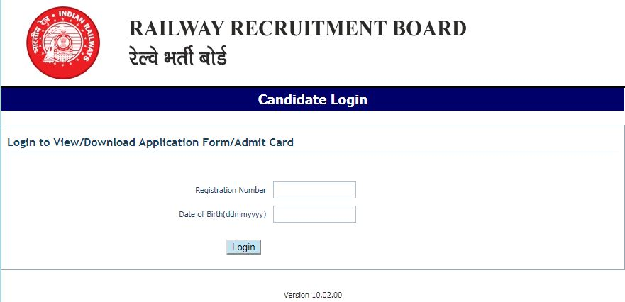 RRB NTPC Admit Card 2019 Release Latest News