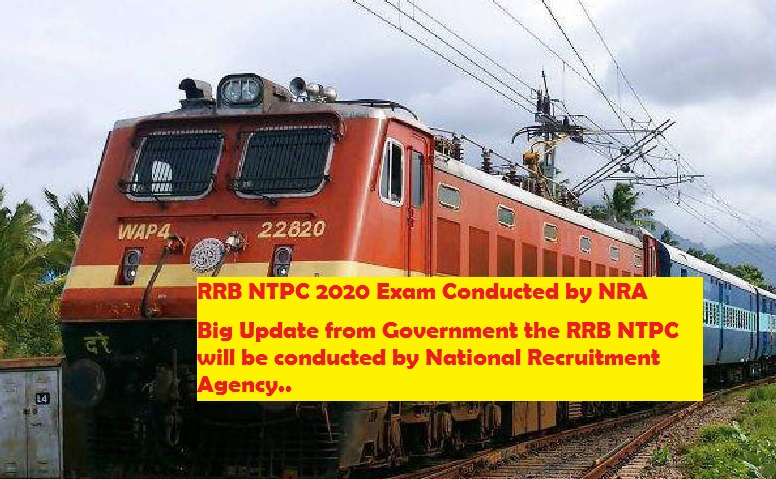 RRB NTPC 2020 Exam Conducted by NRA
